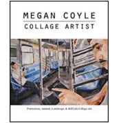 Megan Coyle Collage Books